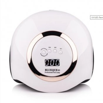 Лампа маникюр UV LED SUN BQ V1 на168 Ватт белая