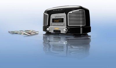 Музичний центр - мікросистема TEAC SL-D930 Black
