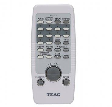 Музичний центр - мікросистема TEAC SL-D930 Silver