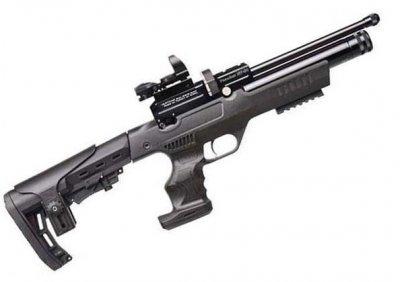 Пістолет пневматичний Kral NP-01 PCP 4.5 мм (3681.01.01)