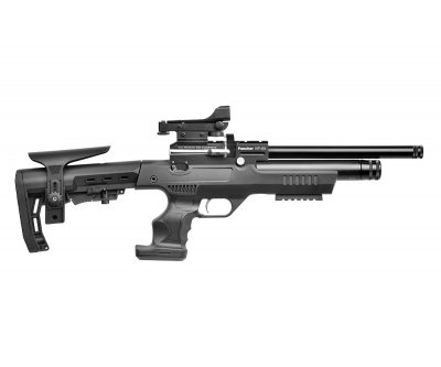 Пістолет пневматичний Kral NP-03 PCP 4.5 мм (3681.01.60)