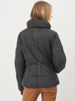 Куртка Twin-Set smixb04800107 Черная