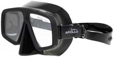 Маска Marlin Apollo Black (016176)