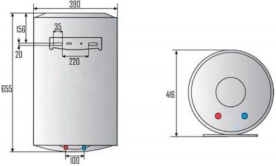 Thermo Alliance D50V20J2(D)K