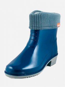 Резиновые сапоги Alisa Line А203 Синие