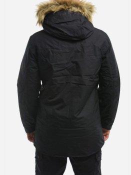 Куртка Helly Hansen Dubliner Parka 54403-990 Чорна