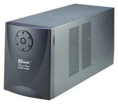 Источник бесперебойного питания (ИБП) PowerMust 1000 USB (98-0CD-UR100) Б/У