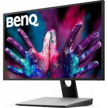 Монітор BENQ PD2710QC Grey-Black 9H.LG2LA.TSE