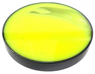 Пластилин для детской лепки Genio Kids Smart Gum Цветное Свечение Желтый (HG06-2) (4814723005749-2)
