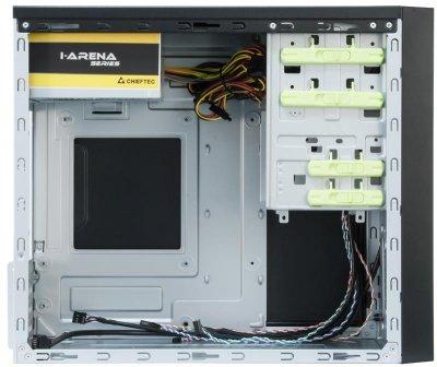 Корпус Chieftec Mesh CT-01B-450S8, 450W, 1xUSB3.0, Black