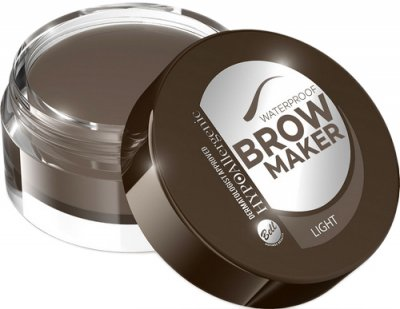 Тіні для брів Bell Hypoallergenic Waterproof Brow Maker №01 Light 3.3 г (5902082520542)
