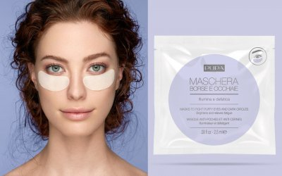Маска для лица Pupa Mask To Fight Puffy Eyes And Dark Circles 2.5 мл (8011607301201)