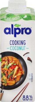 Продукт кокосовый Alpro 8.8% для приготовления блюд 250 мл (5411188120957)
