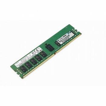 Оперативная память HP 32ГБ PC4-21300 2666МГц 288-PIN DIMM ECC Dual Rank DDR4 SDRAM Registered (815100-B21)