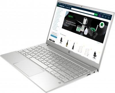 Ноутбук HP Pavilion 13-bb0010ur (2H5W2EA) Natural Silver
