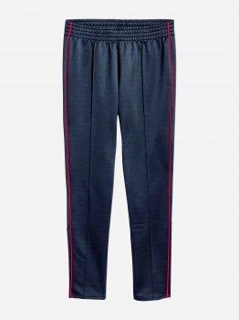 Спортивные штаны H&M 4633694-ACNL Темно-синие с красным