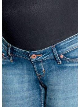 Джинсы для беременных H&M 4695629-ACWX Светло-синие