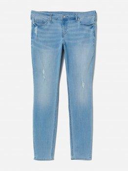 Джинсы H&M 6531459-ACWX Светло-синие