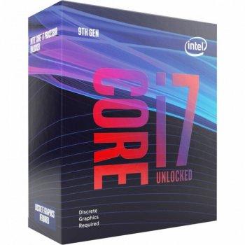 Процессор Intel Core i7-9700KF 3.6GHz/8GT/s/12MB (BX80684I79700KF)