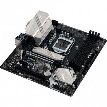 Материнская плата ASRock B365M PRO4 (LGA 1151-v2, Intel B365, 4xDDR4-2666 МГц, 2xPCI-Ex16, аудио 7.1, Micro-ATX)