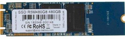 Твердотільний накопичувач AMD Radeon R5 2280 480GB (R5M480G8)