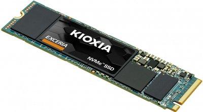 Твердотельный накопитель Kioxia Exceria 2280 PCIe 3.0 x4 NVMe 250GB (LRC10Z250GG8)