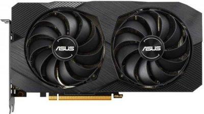 Asus PCI-Ex Radeon RX 5500 XT EVO OC 4GB GDDR6 (128bit) (1733/14000) (HDMI, 3 x DisplayPort) (DUAL-RX5500XT-O4G-EVO)