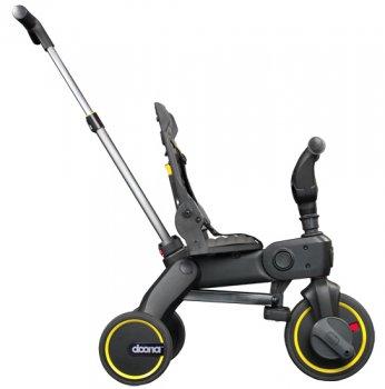 Складной трехколесный велосипед Doona Liki Trike S1 Grey Hound (SP510-99-030-015) (4897055663719)