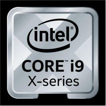 Процесор INTEL Core™ i9 10900X (BX8069510900X) (LGA 2066, 10 x 3700 МГц, L2 - 10 МБ L3 - 19.25 МБ, 4хDDR4-2933 МГц, TDP 165 Вт)