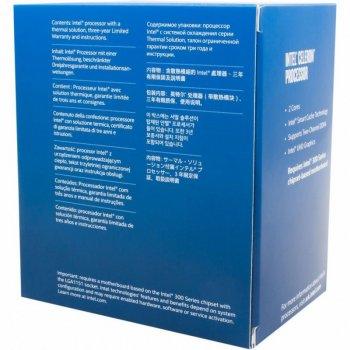 Процесор Intel Celeron G4930 3.2 GHz/8GT/s/2MB (BX80684G4930)