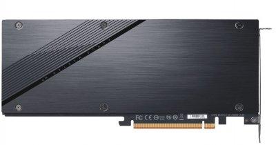 Адаптер PCI-E х16 4.0 для SSD-накопичувачів Gigabyte GC-4XM2G4