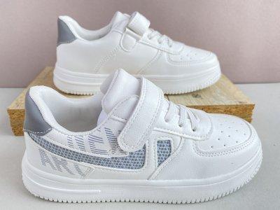 Кросівки дитячі W.niko для дівчинки AG232-1 білий