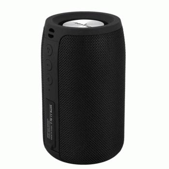 Портативна Bluetooth колонка ZeaLot S32 Black 2000 мАч