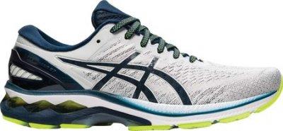 Чоловічі кросівки ASICS GEL-Kayano 27 Running Sneaker Glacier Grey/French Blue