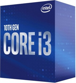 Процесор Intel Core i3-10100F 3.6GHz/6MB (BX8070110100F) s1200 BOX
