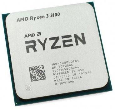 Процессор AMD Ryzen 3 3100 AM4 TRAY (100-000000284)