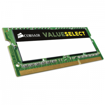 SO-DIMM 8GB/1600 DDR3L Corsair ValueSelect (CMSO8GX3M1C1600C11)