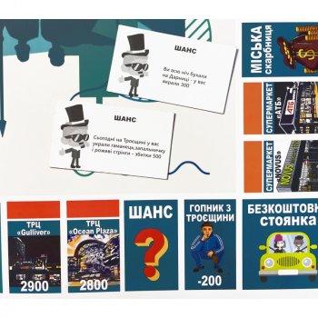 Настільна гра Flixplay Бізнес по-Київськи