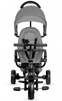 Трехколесный велосипед Kinderkraft Jazz Grey (5902533915002)