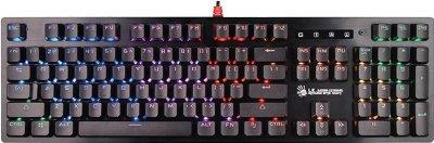 Клавіатура дротова Bloody B820R Light Strike Red Switch USB (4711421926997)