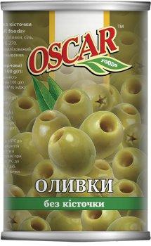 Оливки Oscar без косточки 350 г (8413552051444)