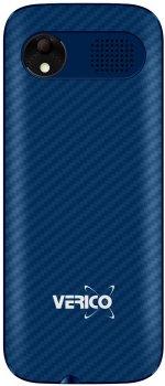 Мобильный телефон Verico Carbon M242 Blue