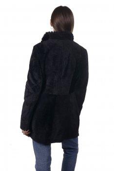 Полушубок Vicentini Черный (34038)