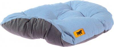 Подушка-підстилка для собак Ferplast Relax C Блакитний 55/4 55 x 36 см (82055095-Blue)
