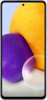 Мобільний телефон Samsung Galaxy A72 6/128 GB White