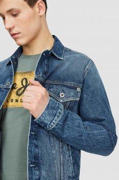 Чоловіча синя джинсова куртка Pepe Jeans PM400908HD6