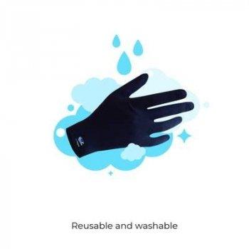 Багаторазові антивірусні рукавички Fine Guard M