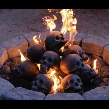Уголь для кальяна Skull Череп 32 шт