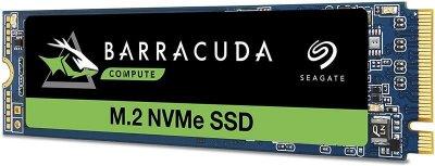 Твердотільний накопичувач SSD Seagate M. 2 NVMe PCIe 3.0 x4 256GB 2280 Barracuda 510 (ZP256CM30041)