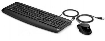 Комплект HP Pavilion 200 USB Black (9DF28AA)